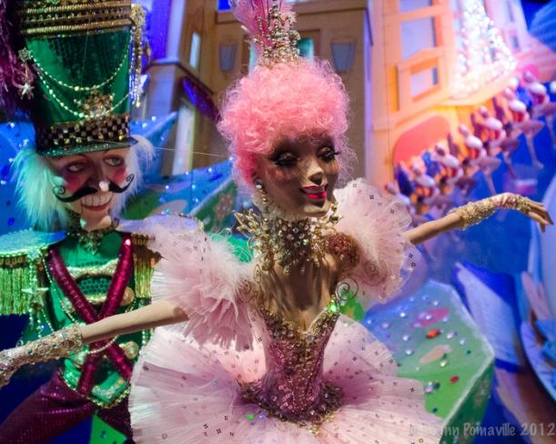 NYC Macy's Ballerina